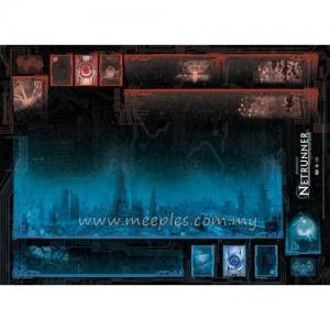 Android: Netrunner - System Breach Two-Player Playmat