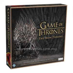 HBO Game of Thrones: The Iron Throne