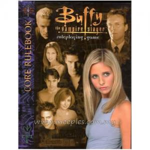Buffy the Vampire Slayer: Revised Core Rulebook