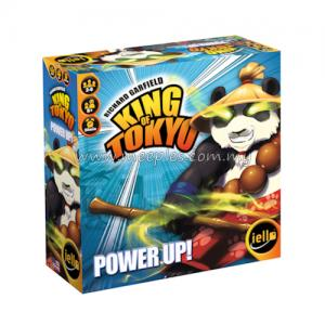 King of Tokyo: Power Up! (New Edition)