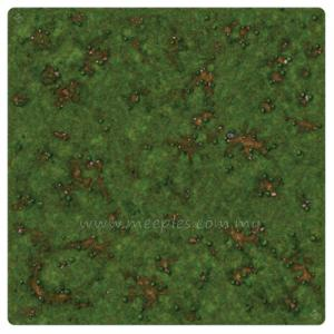 Runewars Miniatures Game - Grassy Field Playmat