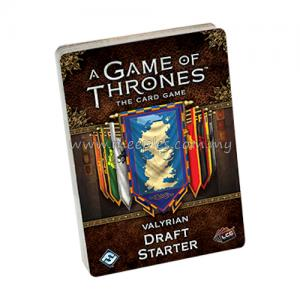 A Game of Thrones: The Card Game (Second Edition) - Valyrian Draft Starter