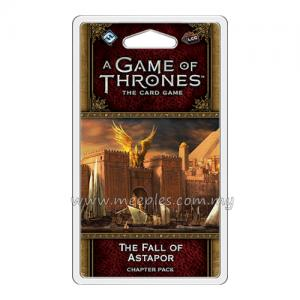 A Game of Thrones: The Card Game (Second Edition) - The Fall of Astapor