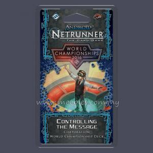 Android: Netrunner - 2016 World Champion Corp Deck