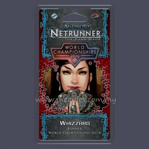 Android: Netrunner - 2016 World Champion Runner Deck