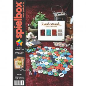 SPIELBOX® MAGAZINE: Issue 3/2017