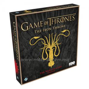 HBO Game of Thrones: The Iron Throne - The Wars to Come