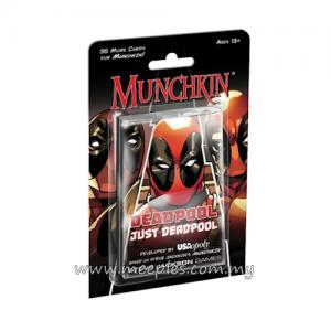 Munchkin: Deadpool - Just Deadpool