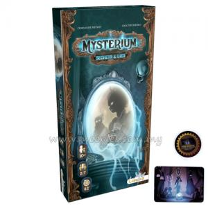Mysterium: Secrets & Lies (with First Printing Promo)