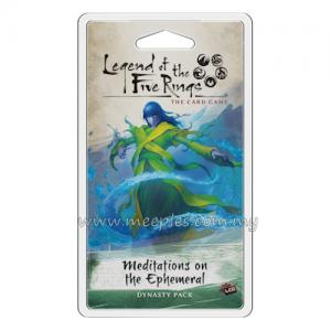 Legend of the Five Rings: The Card Game - Meditations on the Ephemeral