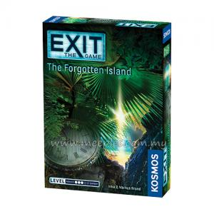 Exit: The Game - The Forgotten Island