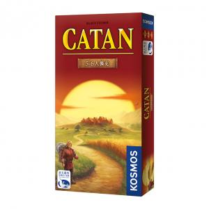 卡坦島5-6人擴充 Catan 5-6 Player Extension (Chinese)