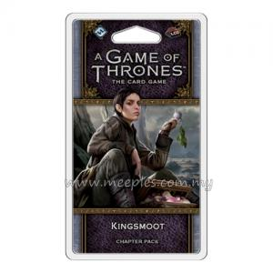 A Game of Thrones: The Card Game (Second Edition) - Kingsmoot