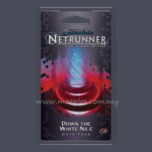 Android: Netrunner - Down the White Nile