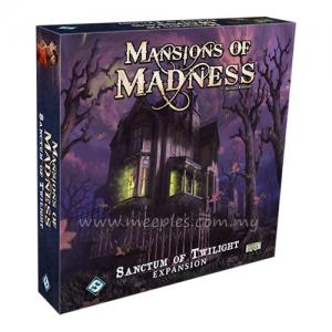 Mansions of Madness (Second Edition) - Sanctum of Twilight