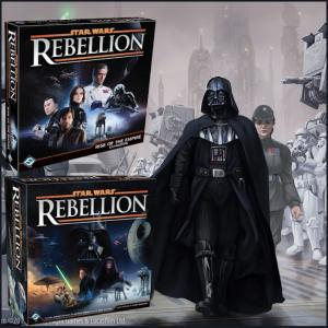Star Wars: Rebellion & Rise of the Empire Bundle (30%)