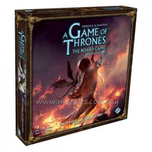 A Game of Thrones: The Board Game (2nd Edition) - Mother of Dragons