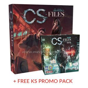 CS-Files Member Bundle 犯罪現場:合購特價 (20%) + KS Promo Pack
