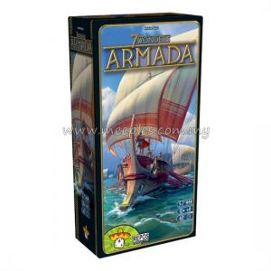 7 Wonders (1st Edition): Armada