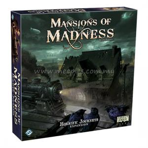Mansions of Madness (Second Edition) - Horrific Journeys