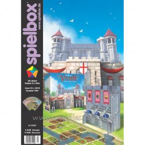 SPIELBOX® MAGAZINE: Issue 4/2018