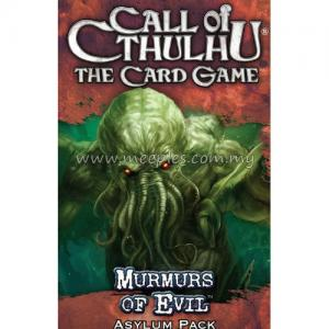 Call of Cthulhu LCG: Murmurs of Evil