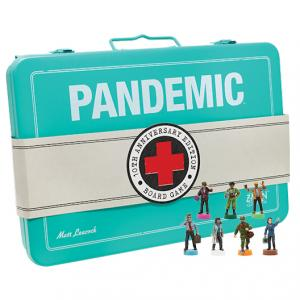 Pandemic 10th Anniversary + Painted Figures (Limited Edition)