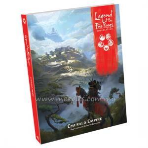 Legend of Five Rings RPG - Emerald Empire