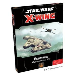 Star Wars: X-Wing (2nd Edition) - Resistance Conversion Kit