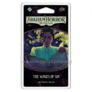 Arkham Horror: The Card Game - The Wages of Sin