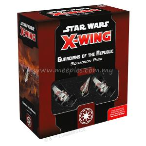 Star Wars: X-Wing (2nd Edition) - Guardians of the Republic