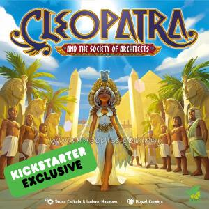 Cleopatra and the Society of Architects: Premium Edition Plus (Pre-Order)