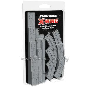 Star Wars: X-Wing (2nd Edition) - Deluxe Movement Tools and Range Ruler