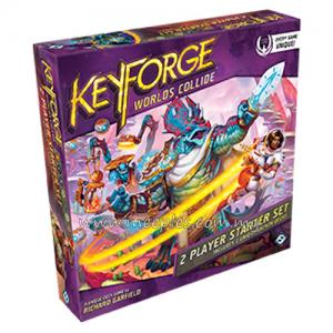 KeyForge: Worlds Collide Two-Player Starter Set