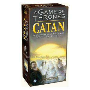 A Game of Thrones: Catan 5-6 Player Extension