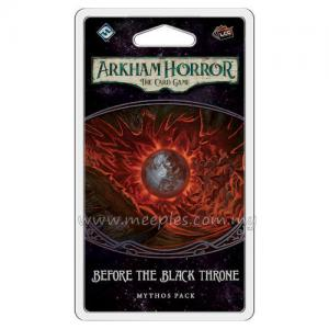 Arkham Horror: The Card Game - Before the Black Throne