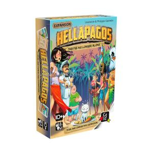 Hellapagos: They're No Longer Alone