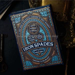 Iron Spades - Premium Playing Cards