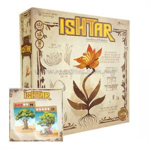 Ishtar: Gardens of Babylon (with Foil Goodie Cards)