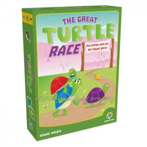 The Great Turtle Race 跑跑龜