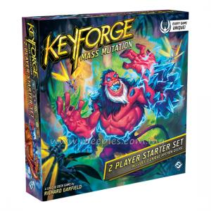 KeyForge: Mass Mutation Two-Player Starter Set (Pre-Order)