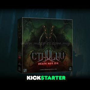 Cthulhu: Death May Die (Kickstarter Bundle)