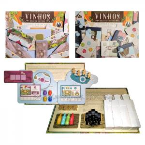 Vinhos Deluxe: Expansion Packs