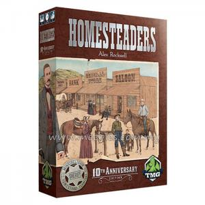 Homesteaders: 10th Anniversary