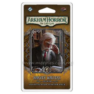 Arkham Horror: The Card Game - Harvey Walters Starter Deck