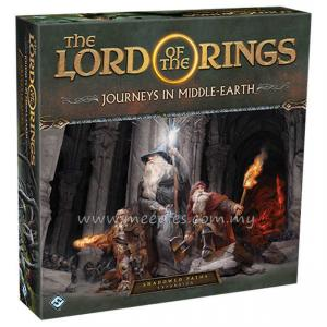 The Lord of the Rings: Journeys in Middle-earth - Shadowed Paths