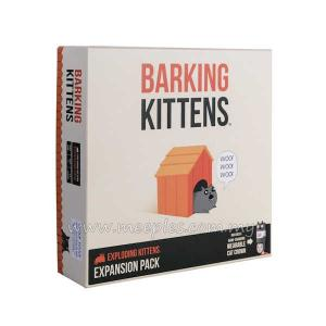 Barking Kittens