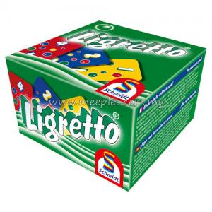 Ligretto: Green Set 樂可多: 青色