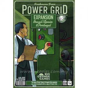 Power Grid: Brazil / Spain & Portugal