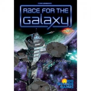 Race for the Galaxy (2nd Edition)